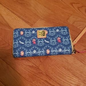 Cinderella Dooney and Bourke Wallet